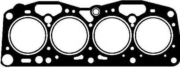Прокладка ГБЦ GLASER H5000400