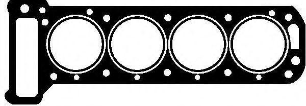 Прокладка ГБЦ GLASER H0396400