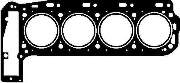 Прокладка ГБЦ GLASER H50221-00