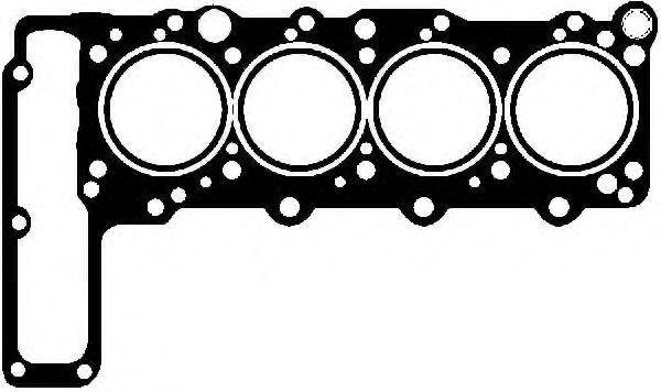 Прокладки ГБЦ GLASER H5008400