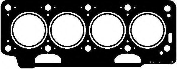 Прокладка ГБЦ GLASER H0499400