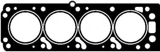 Прокладка ГБЦ GLASER H08276-00