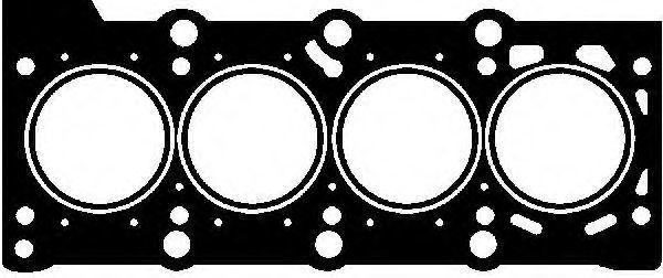 Прокладка ГБЦ GLASER H5023000