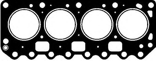 Прокладка ГБЦ GLASER H50074-01