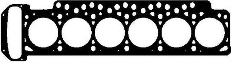 Прокладка ГБЦ GLASER H5005800