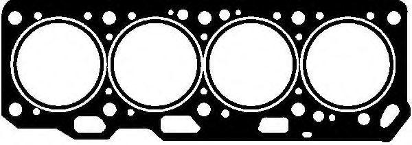 Прокладка ГБЦ GLASER H04125-00