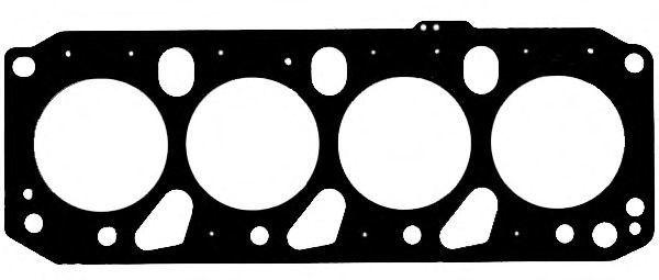 Прокладка ГБЦ GLASER H0121700