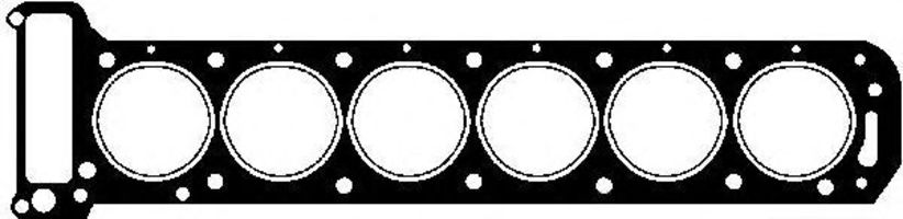Прокладка ГБЦ GLASER H02519-00