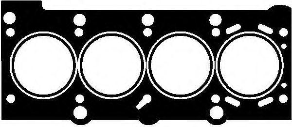 Прокладка ГБЦ GLASER H5023100