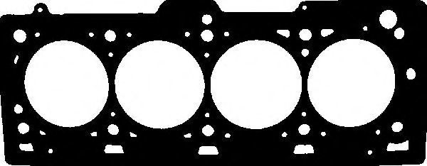 Прокладка ГБЦ GLASER H80085-00