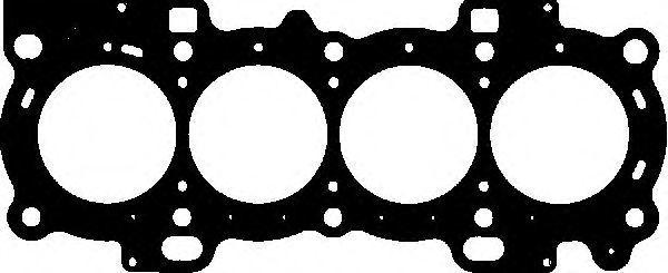 Прокладка ГБЦ GLASER H80055-00