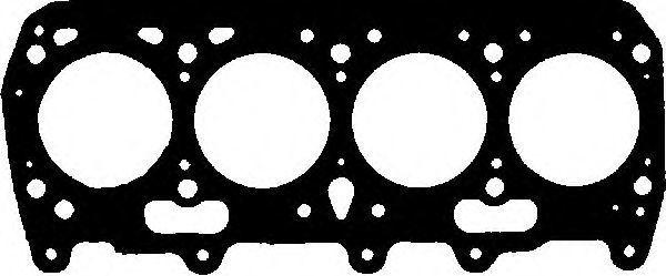 Прокладка ГБЦ GLASER H13672-10