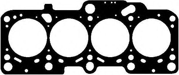 Прокладка ГБЦ GLASER H5046800