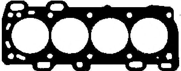 Прокладка ГБЦ GLASER H5037900