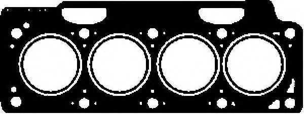 Прокладки ГБЦ GLASER H5013400