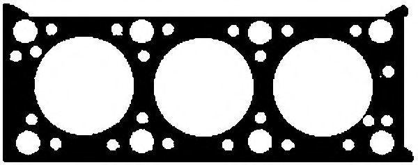 Прокладка ГБЦ GLASER H0826300