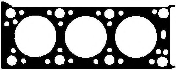 Прокладка ГБЦ GLASER H0826400