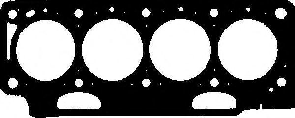 Прокладка ГБЦ GLASER H14275-10
