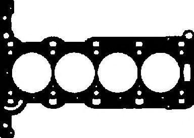 Прокладка ГБЦ GLASER H8008300