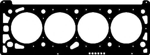 Прокладка ГБЦ GLASER H8036000