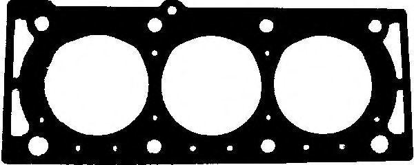 Прокладка ГБЦ GLASER H50220-00