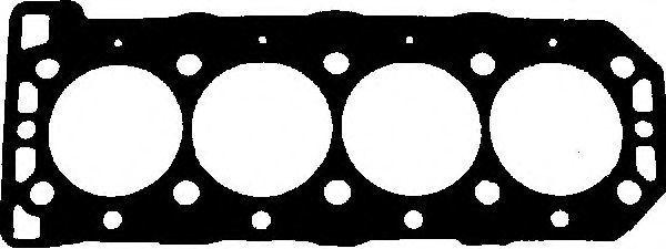 Прокладка ГБЦ GLASER H5049700