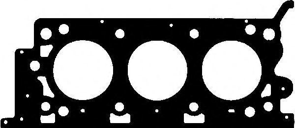 Прокладка, головка цилиндра GLASER H8059700