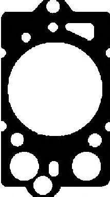 Прокладка ГБЦ GLASER H16780-10