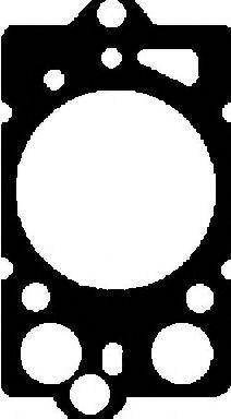 Прокладка ГБЦ GLASER H26780-20