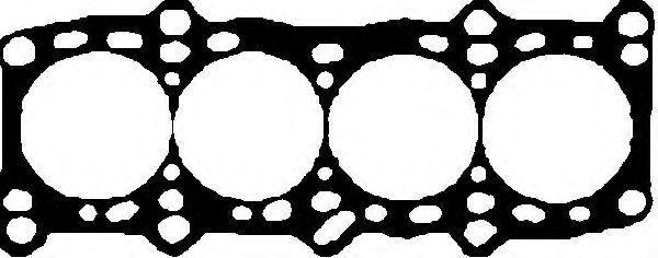 Прокладка ГБЦ GLASER H5027700