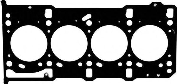 Прокладка ГБЦ GLASER H0812000
