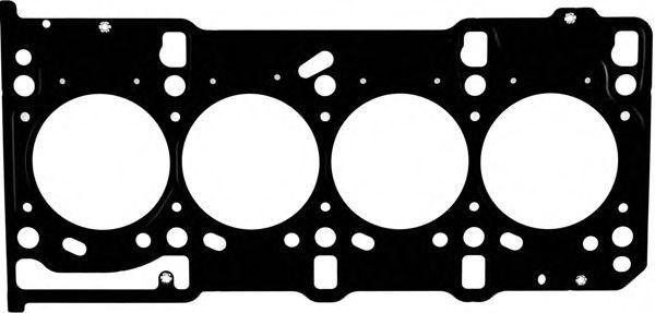 Прокладка ГБЦ GLASER H1812010
