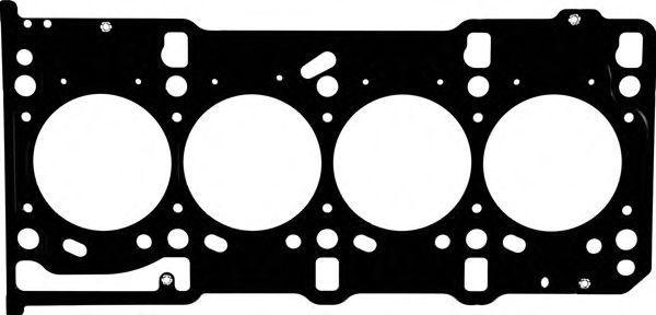 Прокладка ГБЦ GLASER H2812020