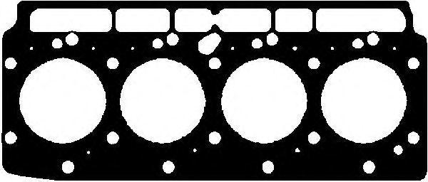Прокладка ГБЦ GLASER H0667900