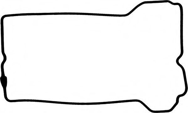 Прокладка, крышка головки цилиндра GLASER X8338001