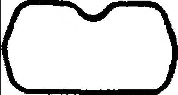 Прокладка, крышка головки цилиндра GLASER X0200501