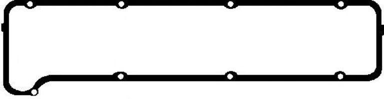 Прокладка, крышка головки цилиндра GLASER X0262501