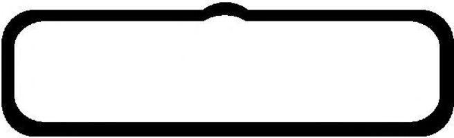 Прокладка, крышка головки цилиндра GLASER X0295001