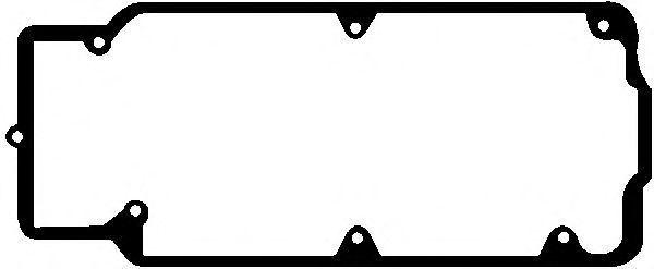 Прокладка, крышка головки цилиндра GLASER X5120101