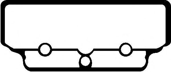 Прокладка клапанной крышки GLASER X0728201