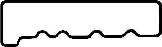 Прокладка, крышка головки цилиндра GLASER X5310801