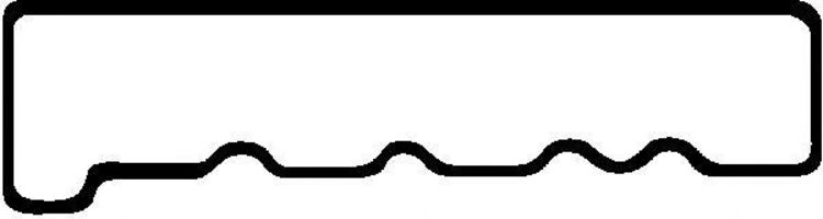 Прокладка, крышка головки цилиндра GLASER X5310901