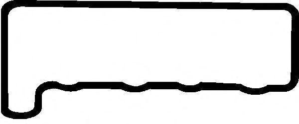 Прокладка, крышка головки цилиндра GLASER X0267901
