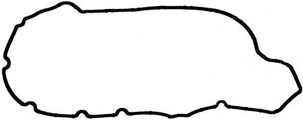 Прокладка клапанной крышки GLASER X53953-01