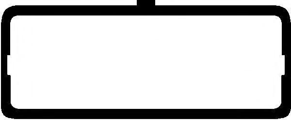 Прокладка клапанной крышки GLASER X06304-01
