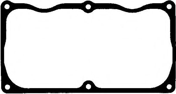 Прокладка, крышка головки цилиндра GLASER X5300001