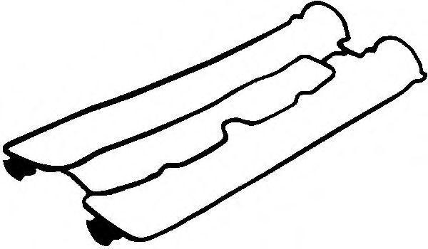 Прокладка клапанной крышки GLASER X53503-01