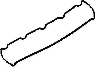 Прокладка клапанной крышки GLASER X53733-01