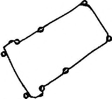 Прокладка клапанной крышки GLASER X5326201