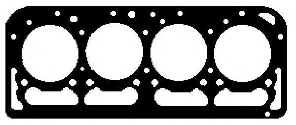 Прокладка, головка цилиндра GLASER H0067700